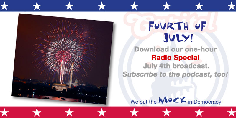 Download our Fourth of July radio special on your local public radio station.