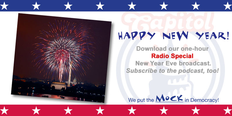 Tune in for our New Year's Eve radio special on your local public radio station.