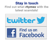 Stay in touch with us on Twitter and Facebook